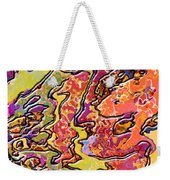 0693 Abstract Thought Weekender Tote Bag