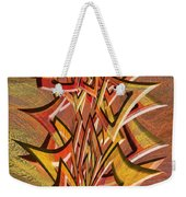 0695 Abstract Thought Weekender Tote Bag