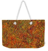 0700 Abstract Thought Weekender Tote Bag