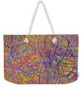 0705 Abstract Thought Weekender Tote Bag