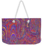 0708 Abstract Thought Weekender Tote Bag