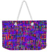 0714 Abstract Thought Weekender Tote Bag