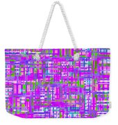 0716 Abstract Thought Weekender Tote Bag