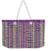 0718 Abstract Thought Weekender Tote Bag