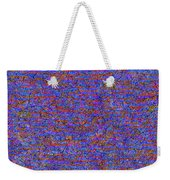 0723 Abstract Thought Weekender Tote Bag