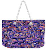 0724 Abstract Thought Weekender Tote Bag