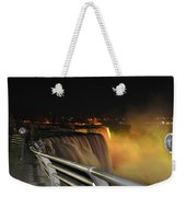 08 Niagara Falls Usa Series Weekender Tote Bag