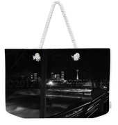 09 Niagara Falls Usa Rapids Series Weekender Tote Bag