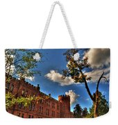 002 The 74th Regimental Armory In Buffalo New York Weekender Tote Bag