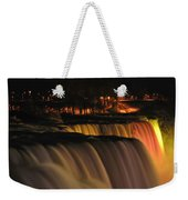01 Niagara Falls Usa Series Weekender Tote Bag