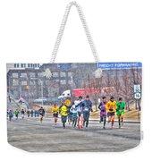 01 Shamrock Run Series Weekender Tote Bag