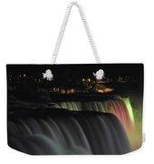 010 Niagara Falls Usa Series Weekender Tote Bag