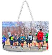 011 Shamrock Run Series Weekender Tote Bag