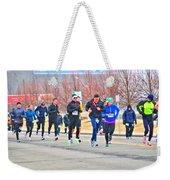 012 Shamrock Run Series Weekender Tote Bag