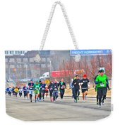 013 Shamrock Run Series Weekender Tote Bag
