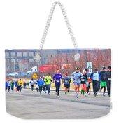 014 Shamrock Run Series Weekender Tote Bag