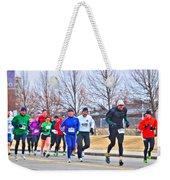 015 Shamrock Run Series Weekender Tote Bag