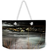 03 Niagara Falls Usa Rapids Series Weekender Tote Bag