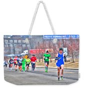 03 Shamrock Run Series Weekender Tote Bag