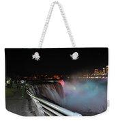 05 Niagara Falls Usa Series Weekender Tote Bag