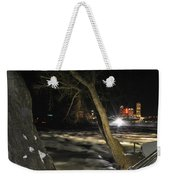 07 Niagara Falls Usa Rapids Series Weekender Tote Bag