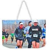 07 Shamrock Run Series Weekender Tote Bag