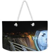09 Niagara Falls Usa Series Weekender Tote Bag