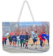 09 Shamrock Run Series Weekender Tote Bag