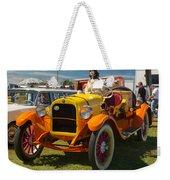 1915 Speedster Weekender Tote Bag