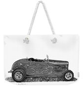 1932 Ford Hi Boy Hot Rod Weekender Tote Bag