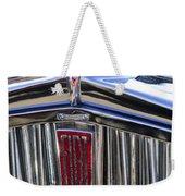1933 Fiat Balilla Hood Ornament Weekender Tote Bag