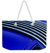 1936 Pontiac Hood Ornament Weekender Tote Bag