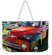 1950 International L-100 Weekender Tote Bag