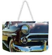 1952 Ford Customline Weekender Tote Bag