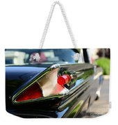 1958 Mercury Park Lane Tail Light Weekender Tote Bag