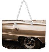 1967 Dodge Coronet Rt Weekender Tote Bag