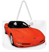 1997 Chevrolet Corvette C5 Coupe Weekender Tote Bag