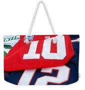 6 10 12 Weekender Tote Bag