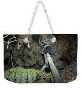 A British Army Sniper Team Dressed Weekender Tote Bag