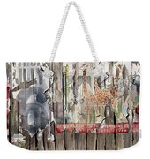A Faded Memory Weekender Tote Bag