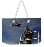 A Joint Terminal Attack Controller Weekender Tote Bag