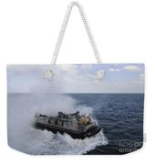 A Landing Craft Utility From Assault Weekender Tote Bag