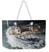 A Lighter Amphibious Re-supply Cargo Weekender Tote Bag