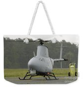 A Rq-8a Fire Scout Unmanned Aerial Weekender Tote Bag