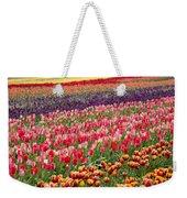 A Tulip Field Weekender Tote Bag
