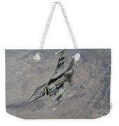 A U.s. Air Force F-16 Fighting Falcon Weekender Tote Bag