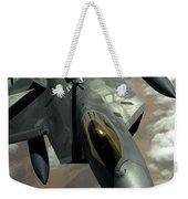 A U.s. Air Force F-22 Raptor Weekender Tote Bag