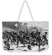 Aborigines, 19th Century Weekender Tote Bag