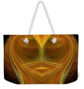 Abstract 106 Weekender Tote Bag