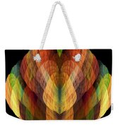 Abstract 202 Weekender Tote Bag